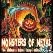 Monsters Of Metal Vol. 2 von Various Artists