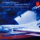 Play & Download MAURO GIULIANI - Grande Serenata op.82 (1-7) - Gran Duo Concertante op.85 (8-11) - Duettino op.77 (12-14) - Serenata op.127 (15-21) by Antonio Curcio | Napster