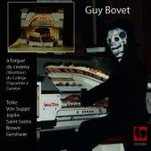 Guy Bovet à l'orgue de cinéma (Wurlitzer) du collège Claparède à Genève von Guy Bovet