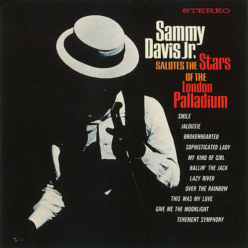 Salutes the Stars of the London Palladium by Sammy Davis, Jr.