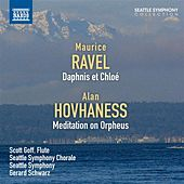 Ravel: Daphnis et Chloé - Hovhaness: Meditation on Orpheus by Various Artists