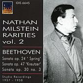 Play & Download Nathan Milstein Rarities, Vol. 2 (1957-1958) by Nathan Milstein | Napster