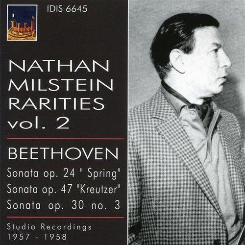 Nathan Milstein Rarities, Vol. 2 (1957-1958) by Nathan Milstein