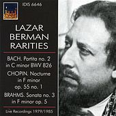 Play & Download Lazar Berman Rarities by Lazar Berman | Napster