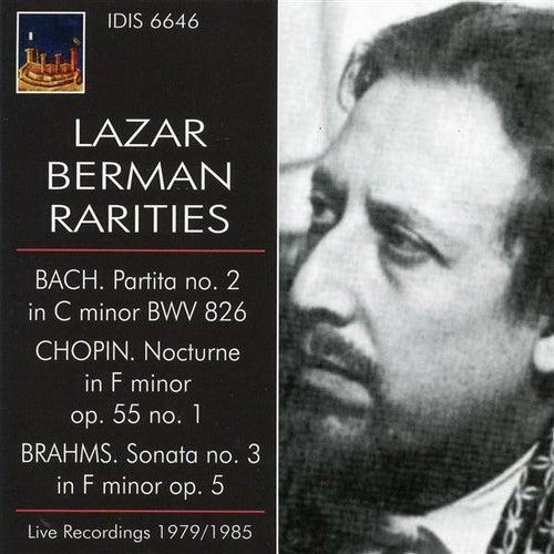 Play & Download Lazar Berman Rarities by Lazar Berman | Napster