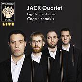Play & Download Ligeti / Pintscher / Cage / Xenakis by JACK Quartet | Napster