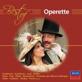 Best of Operette von Various Artists