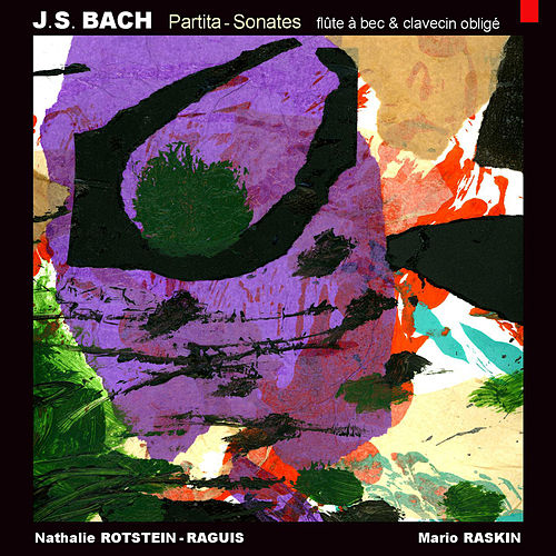 Bach: Partita – Sonatas (Transcribed for Recorder and Obbligato Harpsichord) by Various Artists