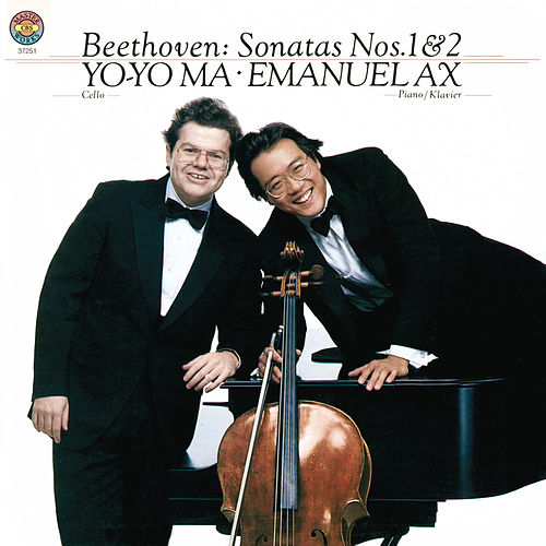 Beethoven: Cello Sonatas, Op. 5, Nos.1 & 2 (Remastered) by Yo-Yo Ma