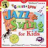 Jazz & Swing For Kids by Genius