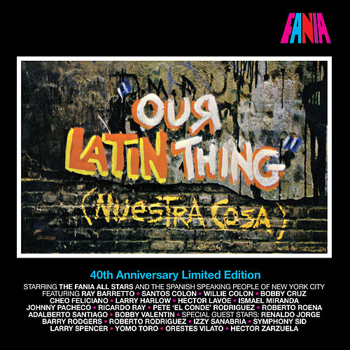 Play & Download Our Latin Thing (Nuestra Cosa) by Various Artists | Napster