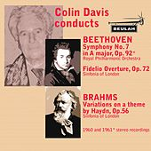 Coiln Davis Conducts Beethoven and Brahms by Sir Colin Davis