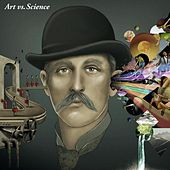 Art vs. Science by Art