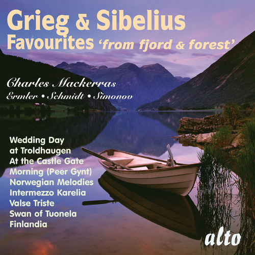 Grieg & Sibelius Favourites by Various Artists