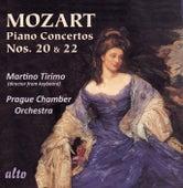 Play & Download Mozart: Piano Concertos Nos. 20 & 22 by Martino Tirimo | Napster