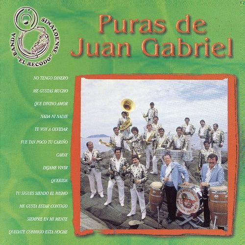Puras de Juan Gabriel by Banda El Recodo