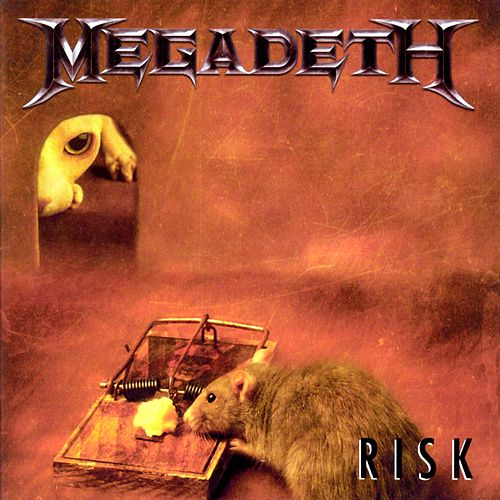 Risk (Expanded) by Megadeth
