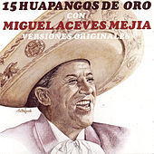 Play & Download 15 Huapangos de Oro by Miguel Aceves Mejia | Napster