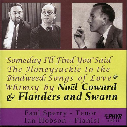 Coward, Flanders, and Swann by Paul Sperry
