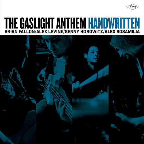 Handwritten von The Gaslight Anthem