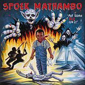Put Some Red On It von Spoek Mathambo