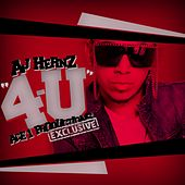 Play & Download 4 U by Aj Hernz | Napster