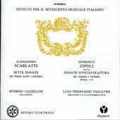 Scarlatti: Sette Sonate per Flauto Archi e Cembalo - Zipoli: Dalle Sonate d'Intavolatura per Organo e Cembal von Various Artists