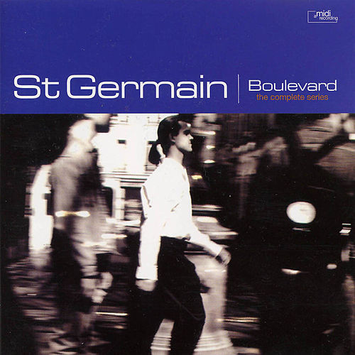 Boulevard (the complete series) by St. Germain