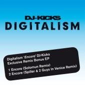 'Encore' DJ Kicks Exclusive Remix Bonus EP by Digitalism