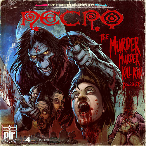 Play & Download The Murder Murder Kill Kill Double EP by Necro | Napster