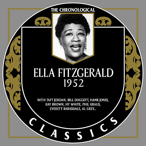 Play & Download 1952 by Ella Fitzgerald | Napster