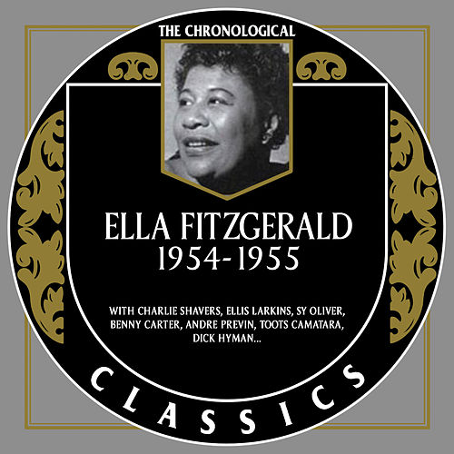 Play & Download 1954-55 by Ella Fitzgerald | Napster