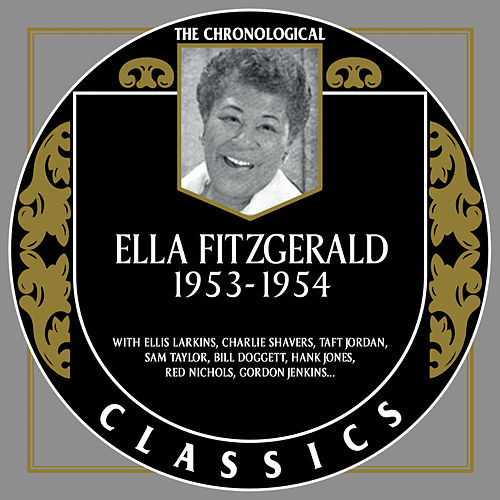 Play & Download 1953-54 by Ella Fitzgerald | Napster