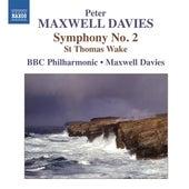 Maxwell Davies: Symphony No. 2 - St. Thomas Wake by BBC Philharmonic Orchestra