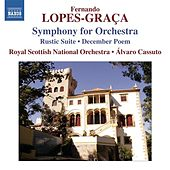 Lopes-Graça: Sinfonia - Rústica Suite No. 1 by Royal Scottish National Orchestra