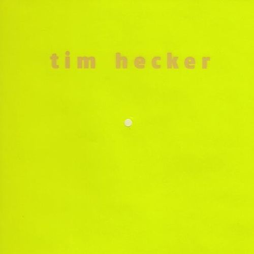 Mort Aux Vaches by Tim Hecker