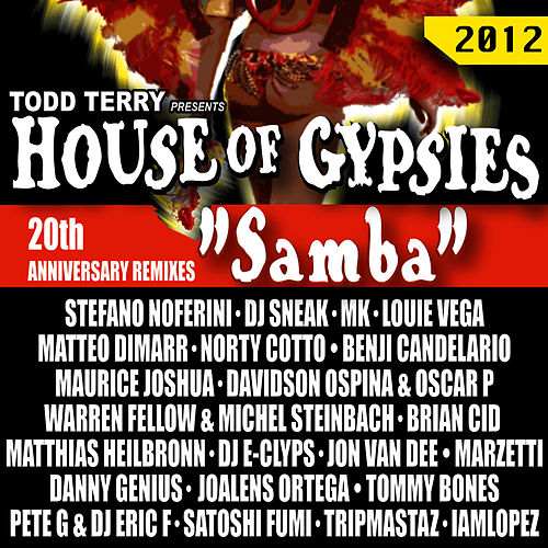 'Samba' 20th Anniversary Remixes by Todd Terry