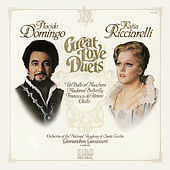 Play & Download Plácido Domingo: Great Love Duets by Various Artists | Napster