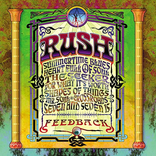 Play & Download Feedback by Rush | Napster