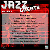 Play & Download Jazz Greats, Vol. 1 by Various Artists | Napster