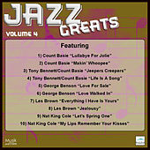 Play & Download Jazz Greats, Vol. 4 by Various Artists | Napster