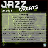 Jazz Greats, Vol. 3 by Various Artists