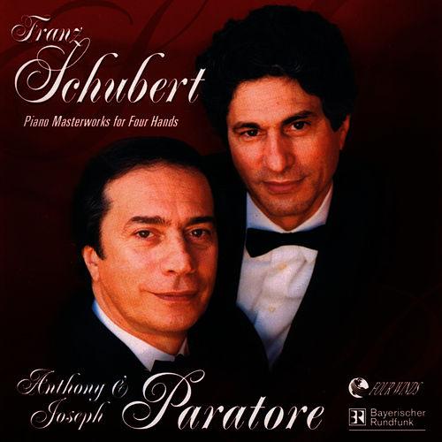 Franz Schubert: Piano Masterworks For Four Hands by Franz Schubert