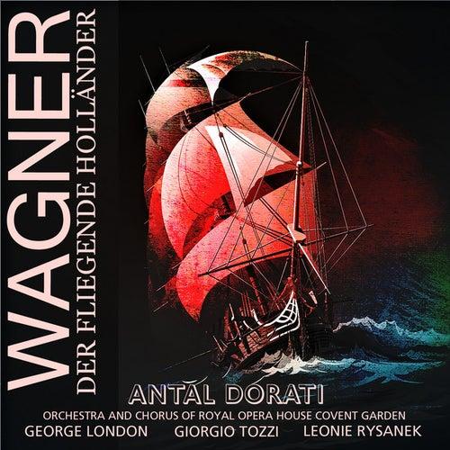 Wagner: Der Fliegende Holländer (Remastered) by Various Artists