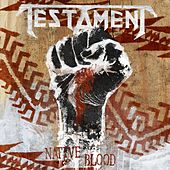 Native Blood von Testament
