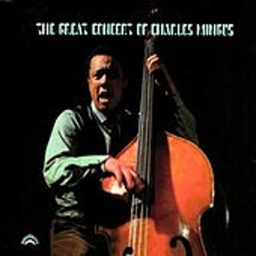 Play & Download The Great Concert Of Charles Mingus by Charles Mingus | Napster