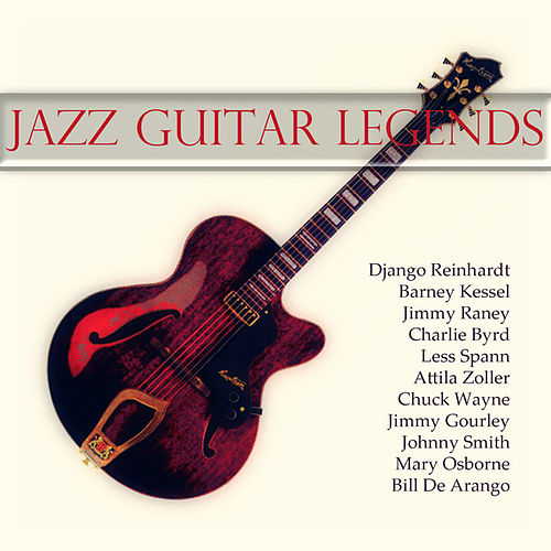 Jazz Guitar Legends (Remastered) von Various Artists