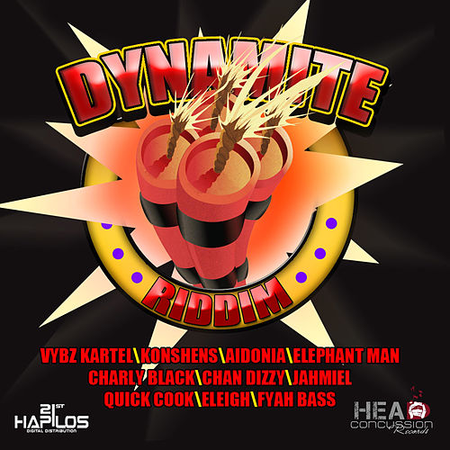 Dynamite Riddim - Full by Various Artists