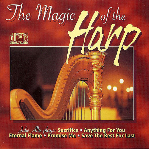 The Magic of the Harp by Julie Allis