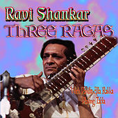 Three Ragas [Rremark] by Ravi Shankar